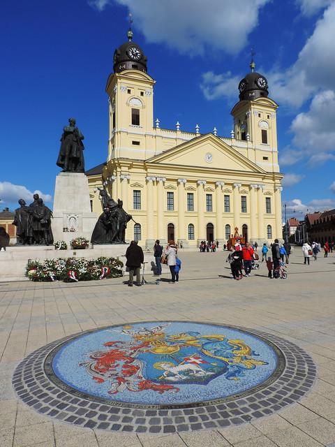 Reformed Great Church, Debrecen, Hungary