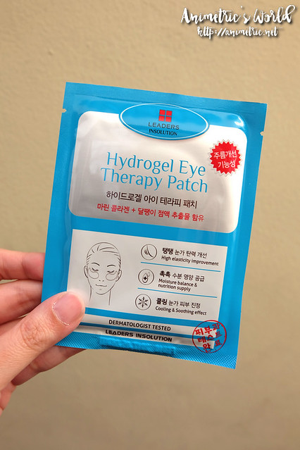 Leaders Hydrogel Eye Therapy Patch