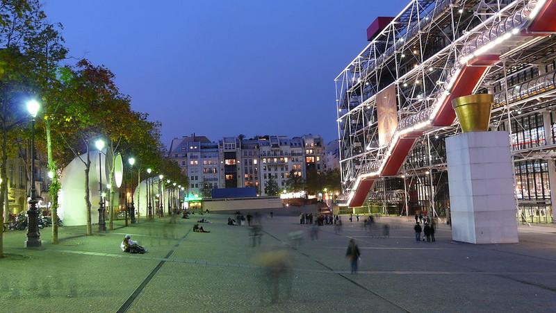 Atelier Brancusi – Centre Georges Pompidou