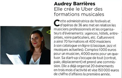 Culturevent Extrait Magazine Capital avril 17