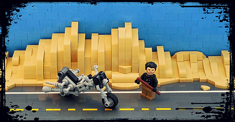 LEGO® MOC by Vitreolum: Full Throttle
