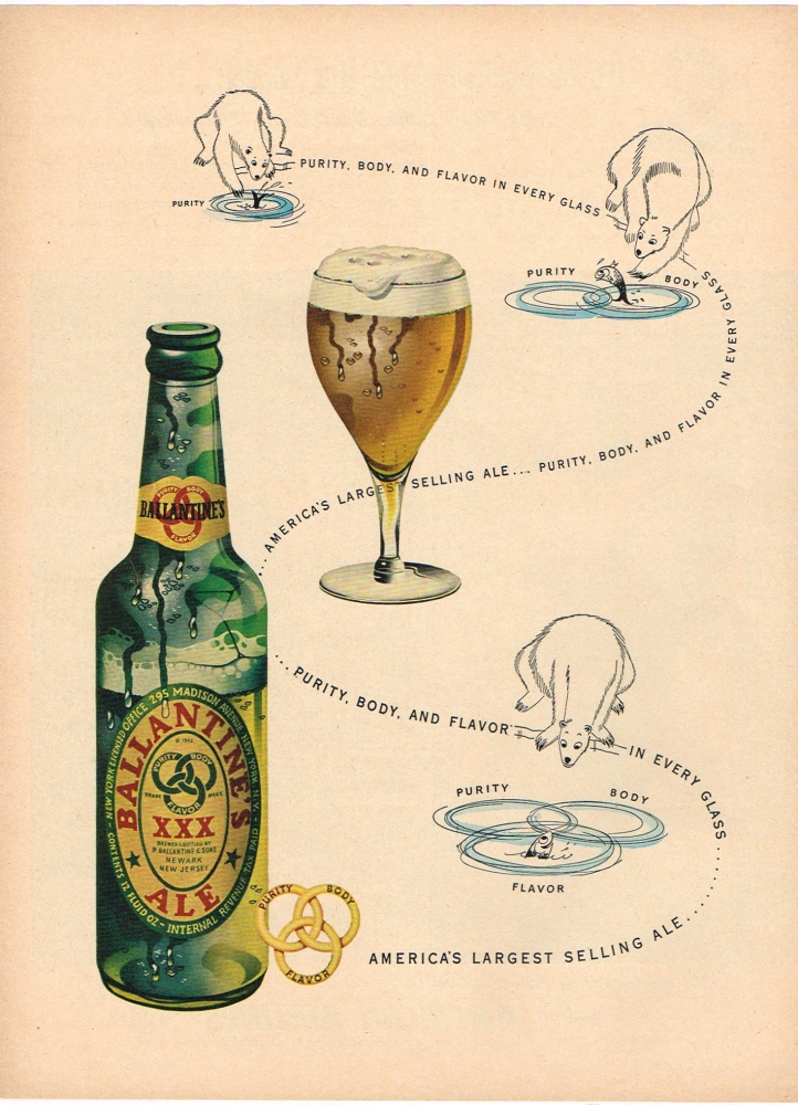 Ballantine-1949-rings-polar-bear
