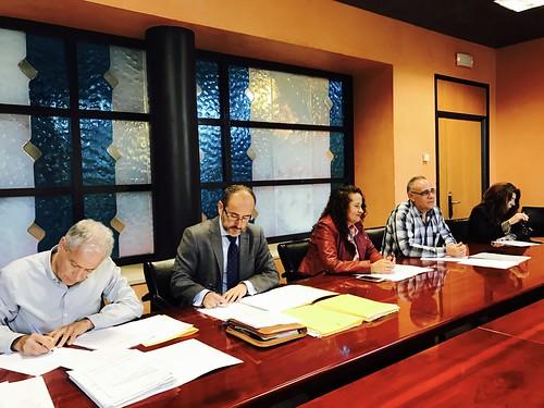 Comisión mixta de seguimiento de la concesión administrativa a la Universidad Loyola