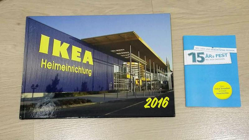 LEGO IKEA Furnishing House Dresden