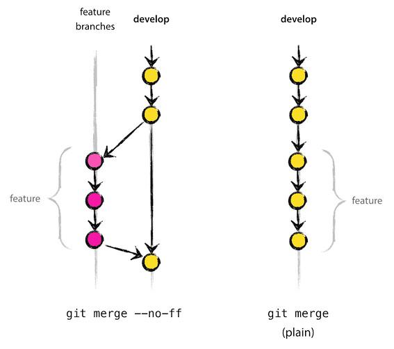 develop feature branch