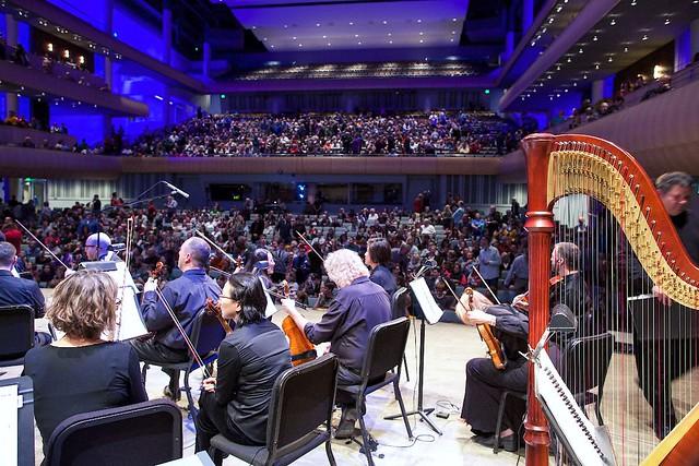 Faces of Grand Rapids Symphony's audiences