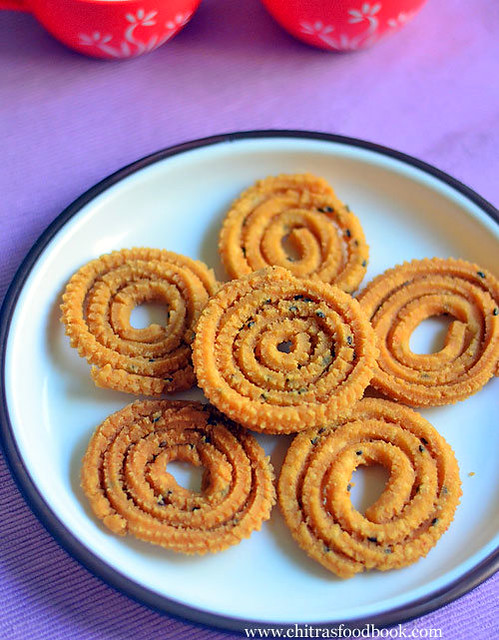 easy chakli recipe