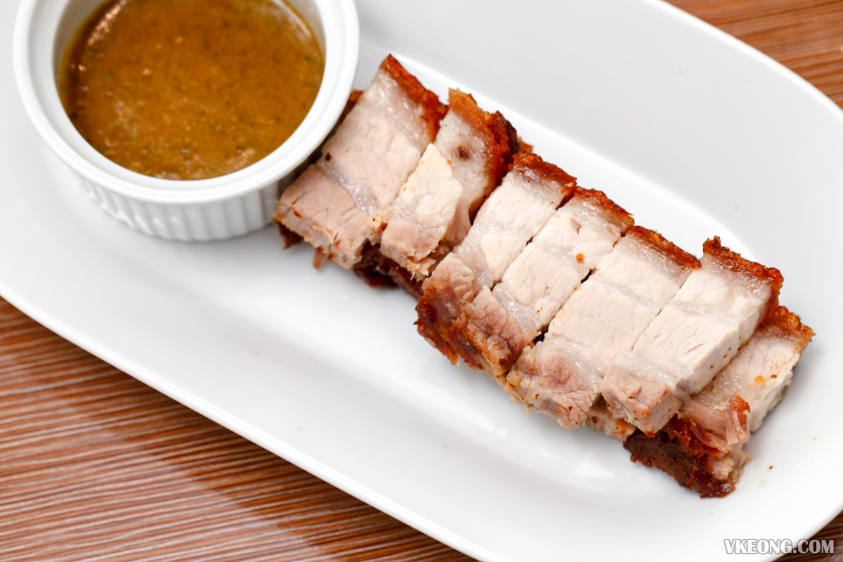 Eighty9 Restaurant and Bar SS3 Roast Pork