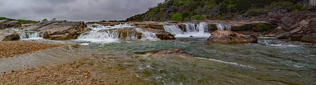 Pedernales Falls Upclose