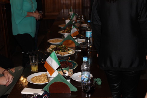 Irish Reception in Kyiv