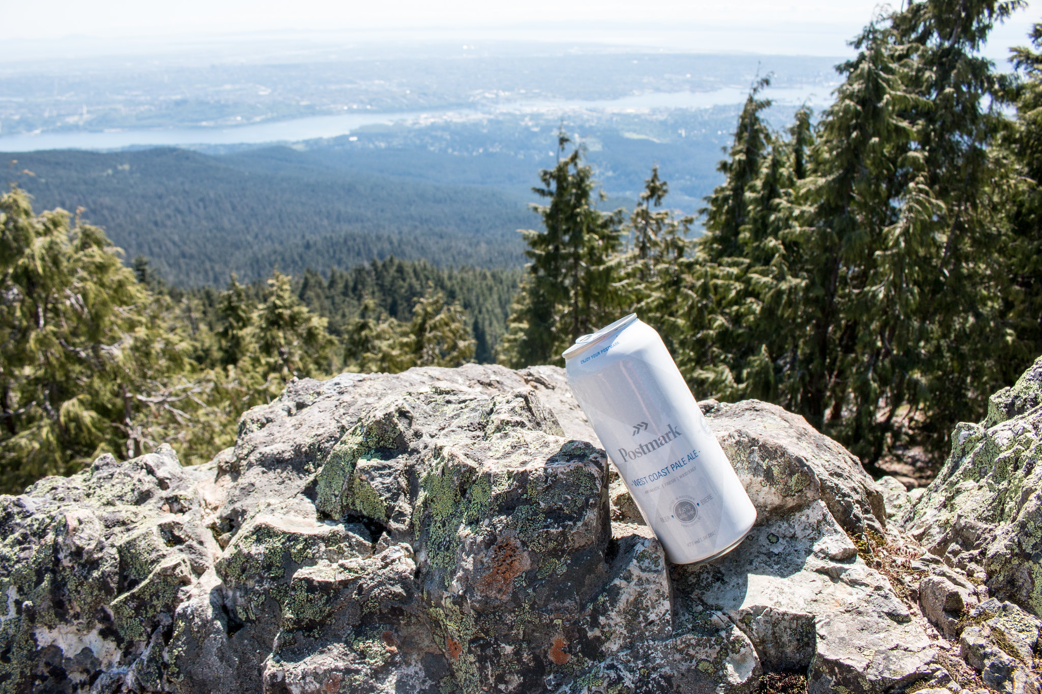 Trails & Ales: Dog Mountain Postmark Brewing