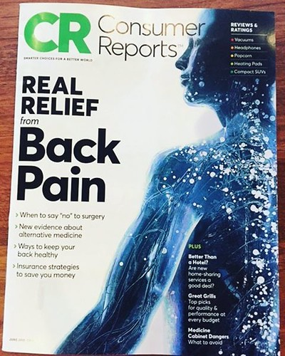 """Consumer Guide Magazine: Consumer Reports Magazine 📰 """"Real Relief Back Pain"""" 🙌 Ou"""