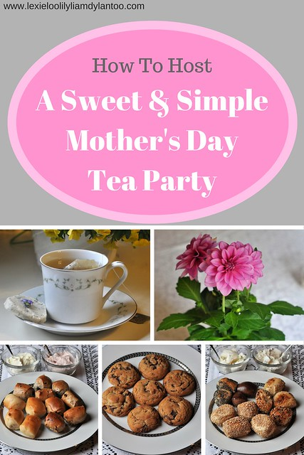 A Sweet & SimpleMother's DayTea Party