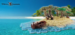 POTC - On Stranger Tides - Again on an island | by modestolus