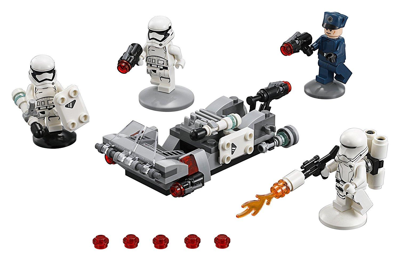 LEGO Star Wars 75166 - First Order Transport Speeder Battle Pack