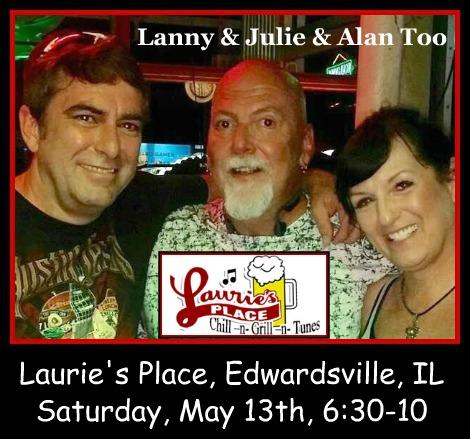 Lanny & Julie & Alan Too 5-13-17