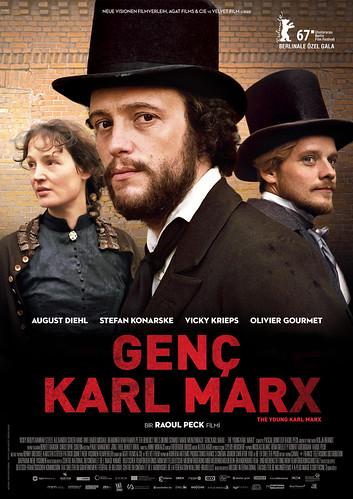 Genç Karl Marx - The Young Karl Marx (2017)