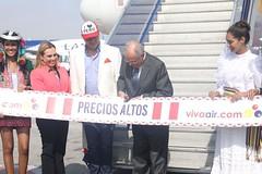 Viva Air Perú y Viva Colombia