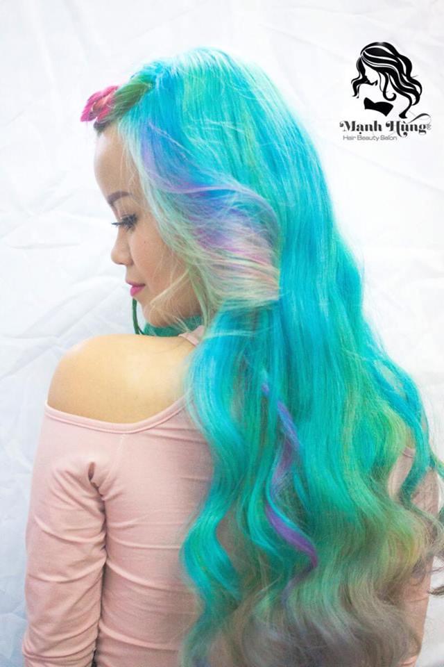 nhuộm tóc đẹp hải phòng 19