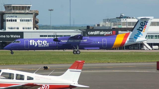 G-PRPN - Flybe Q400 @ Flybe