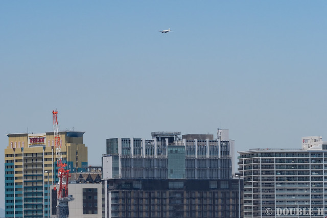 BREITLING DC-3 over Osaka City (10)