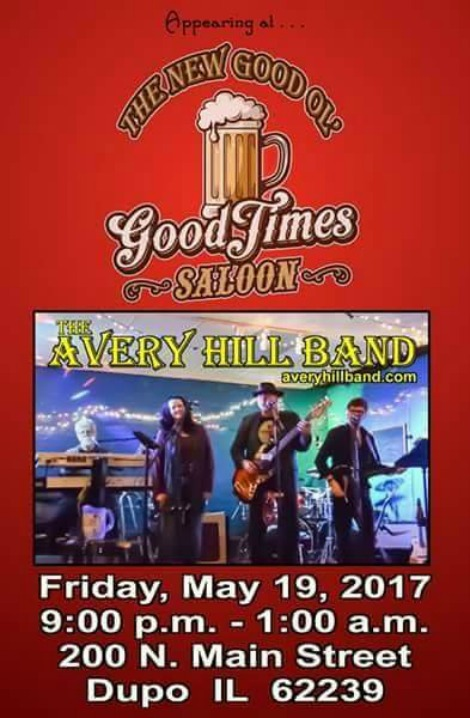 Avery Hill 5-19-17