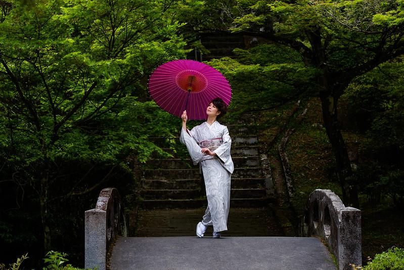 Time of fresh green ( Cocoro Kusano )
