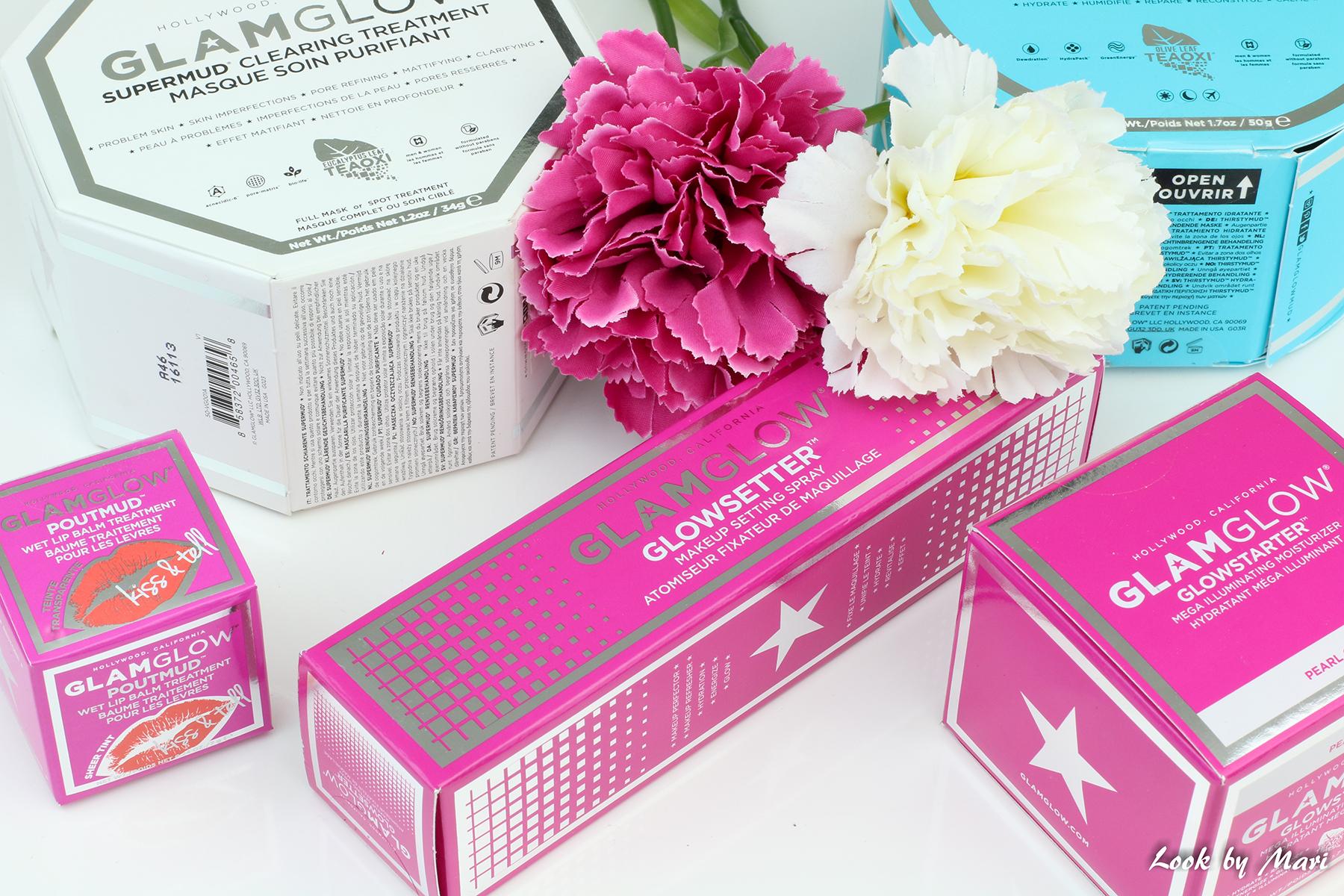 34 glamglow poutmud glowsetter glowstarter pearl glow review kokemuksia blog blogi