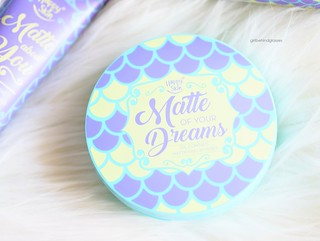Happy Skin Matte Of Your Dreams Oil Control Mattifying Powder | by <Nikki P.>