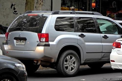 Mitsubishi Endeavor - Santiago, Chile