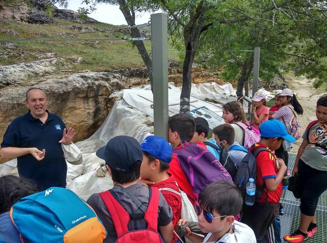 Valle de los Neandertales - 4º