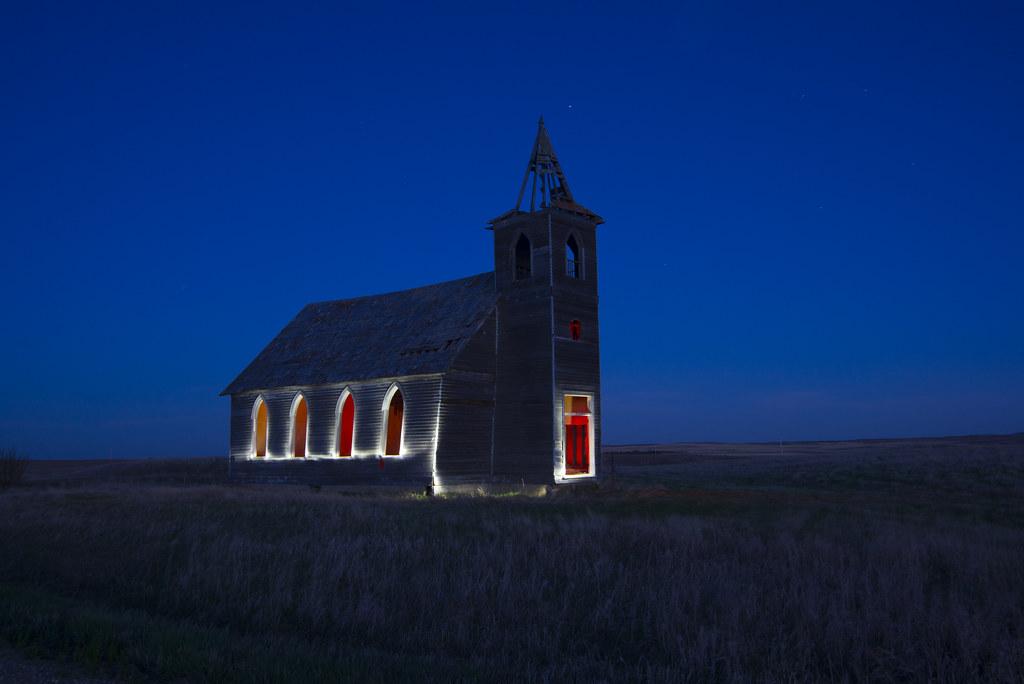 Rocky Valley Lutheran Abandoned Montana Dooley Montana