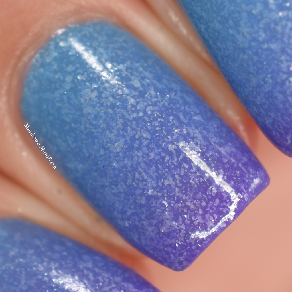 Born Pretty Store thermal polish 110 swatch