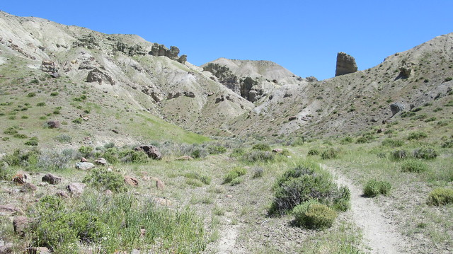 Hiking Wilson Canyon