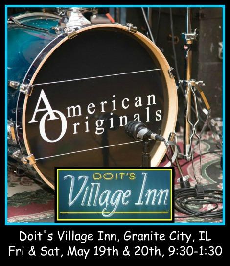 American Originals 5-19, 5-20-17