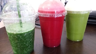 Juices and Smoothies from Insane Acai
