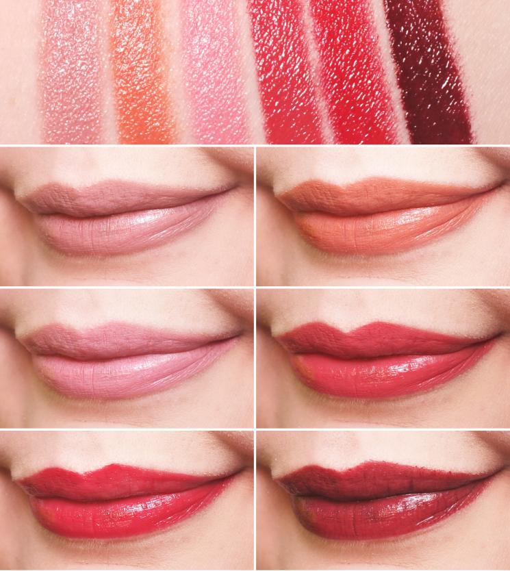 burt's bees gloss lip crayons (2)