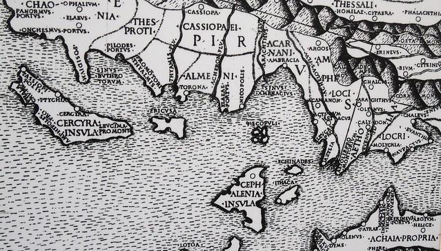 tabula X Geografia Klavdiou Ptolemaiou