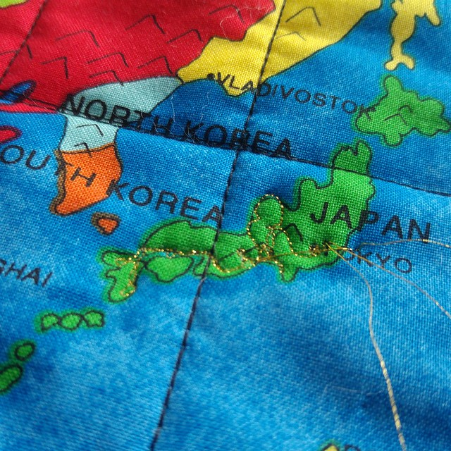 Japan went ok.