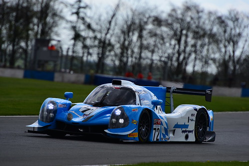 Mike Newbould - Thomas Randle, LMP3 Cup Championship, Donington Park 2017