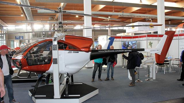 EDM Aerotec Co-Ax 2D