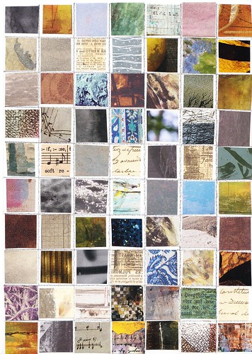 Collage small squares 1
