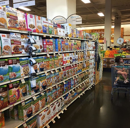 #cereal aisle. Capitalism at work | by David Leo Veksler
