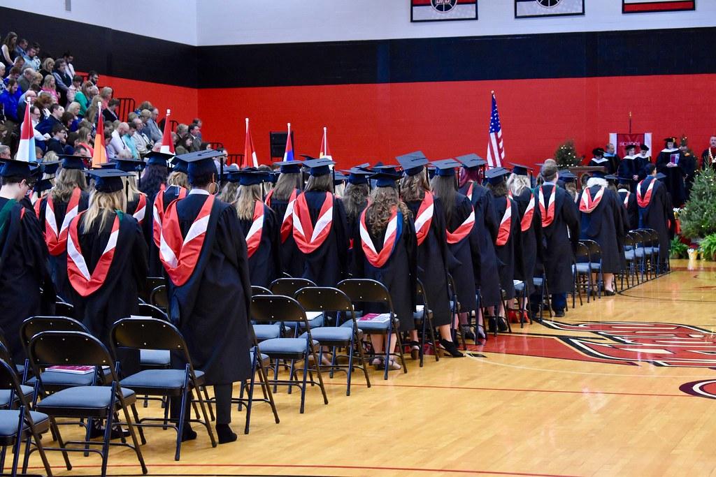 Graduate Commencement 2017