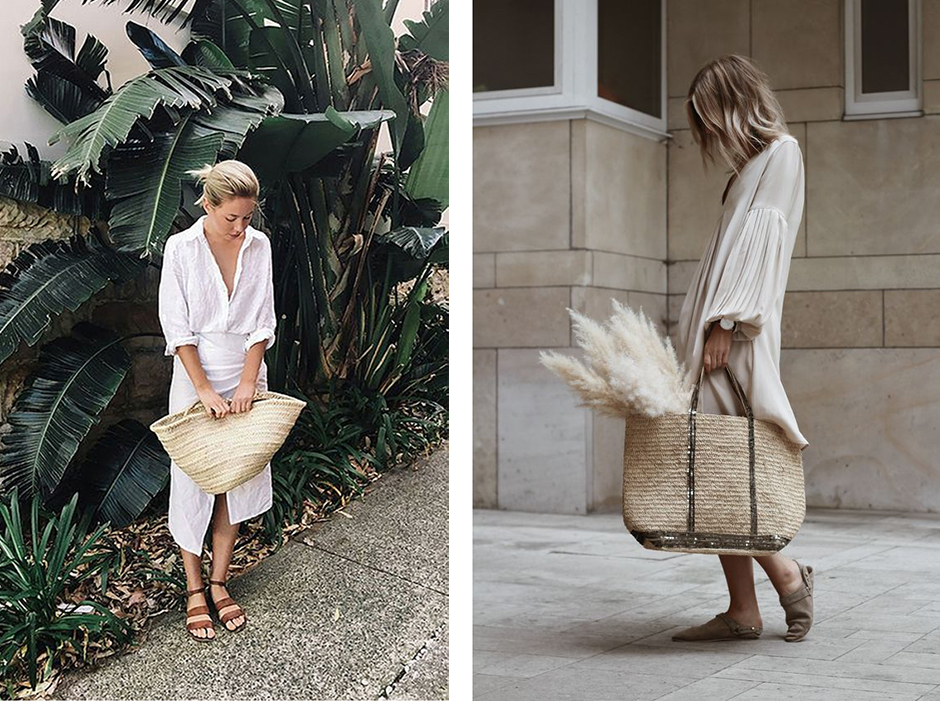 how-to-style-straw-bags