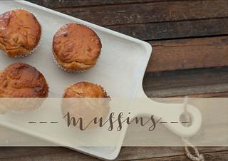 4. muffins