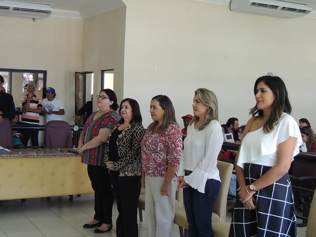 Sessão solene em homenagem ao Dia Mundial do Enfermeiro na Câmara Municipal de Petrolina
