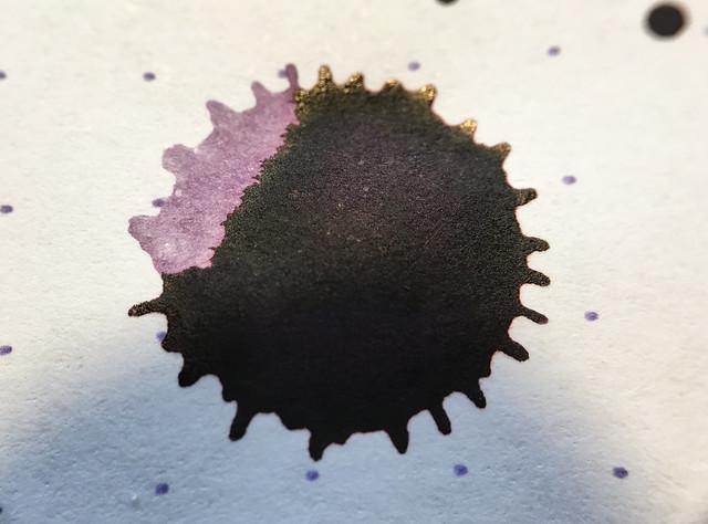 Ink Shot Review Franklin-Christoph Tenebris Purpuratum @1901FC 13