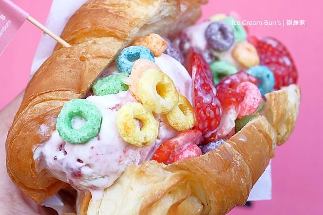 34063262680 190855580c b - 《台中♥食記》Ice Cream Bun's 漢堡冰淇淋。IG打卡必備少女心甜點,夢幻長相好美又好吃,台中低調隱藏版又一發!