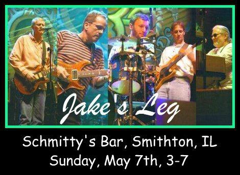 Jake's Leg 5-7-17